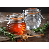 Kilner Clip Top Round Honey Pot