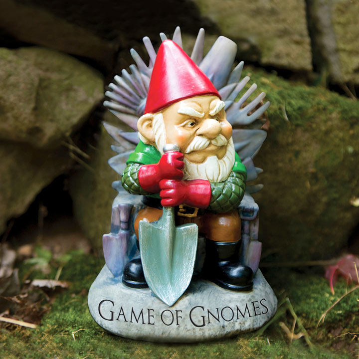 Gnome - Game of Gnomes
