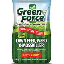 Image of Greenforce Lawn Feed Weed & Moss Killer -15kg