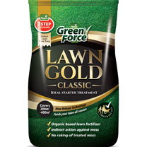Greenforce Lawn Gold 80 to 200m