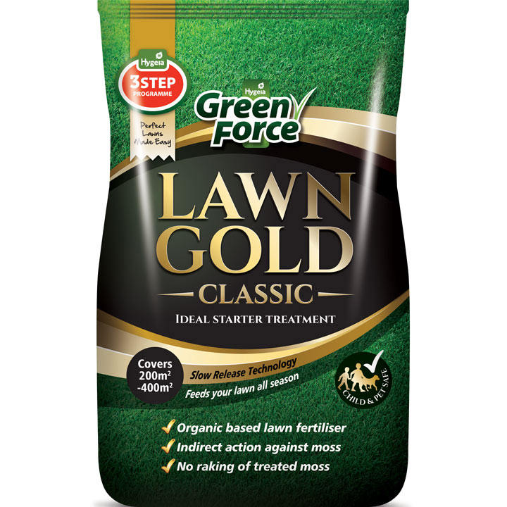 Greenforce Lawn Gold