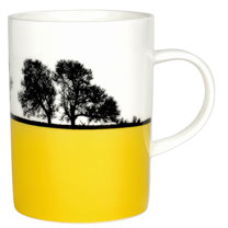 Marsham Mug - Yellow