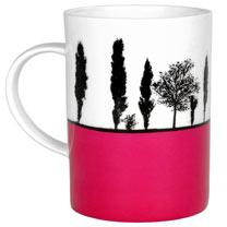 Leeds Mug - Pink