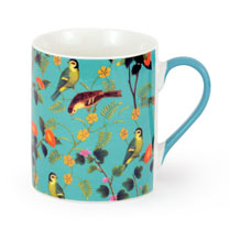 Flora and Fauna Collection - Fine China Mug