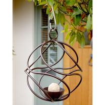 Bird Feeder Ball and Hook