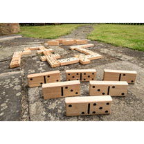 Wooden Dominoes