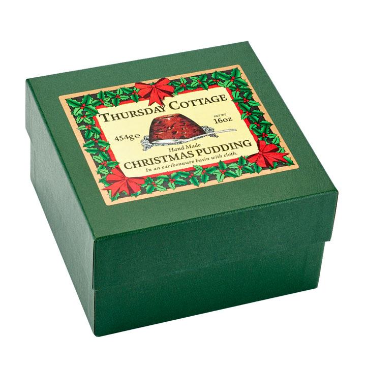 Boxed Christmas Pudding
