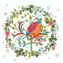 Partridge in a Pear Tree Cards