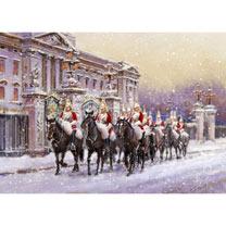 Horseguards Parade Cards