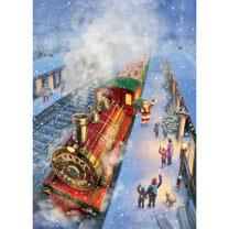Santa Express Cards