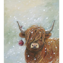 Highland Christmas Cards