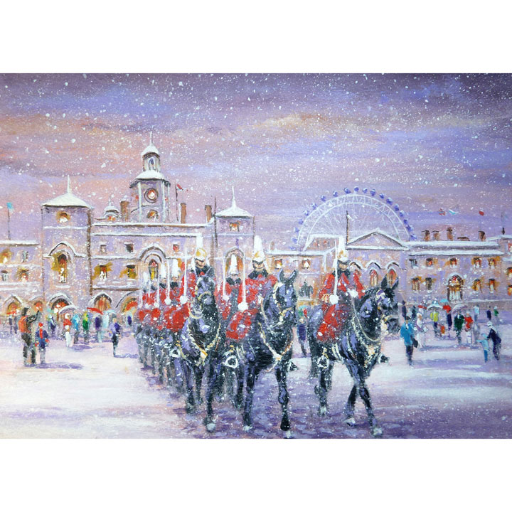Horseguard Parade Cards