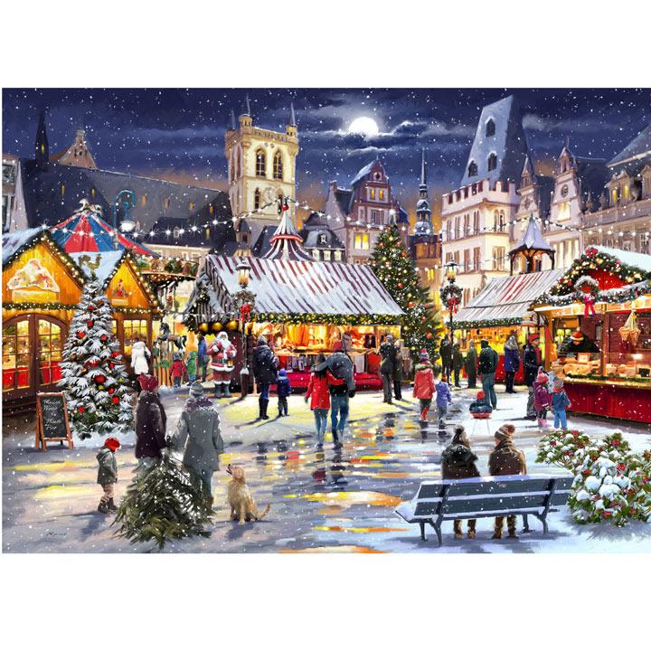 Christmas Fair Cards