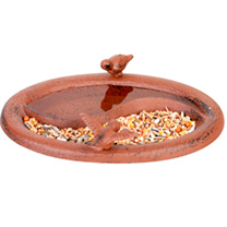 Bird Feeder - Cast Iron
