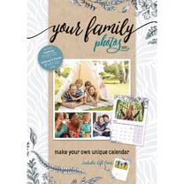 Calendar - Family Photo