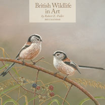 British Wildlife - Wall Calendar / Diary
