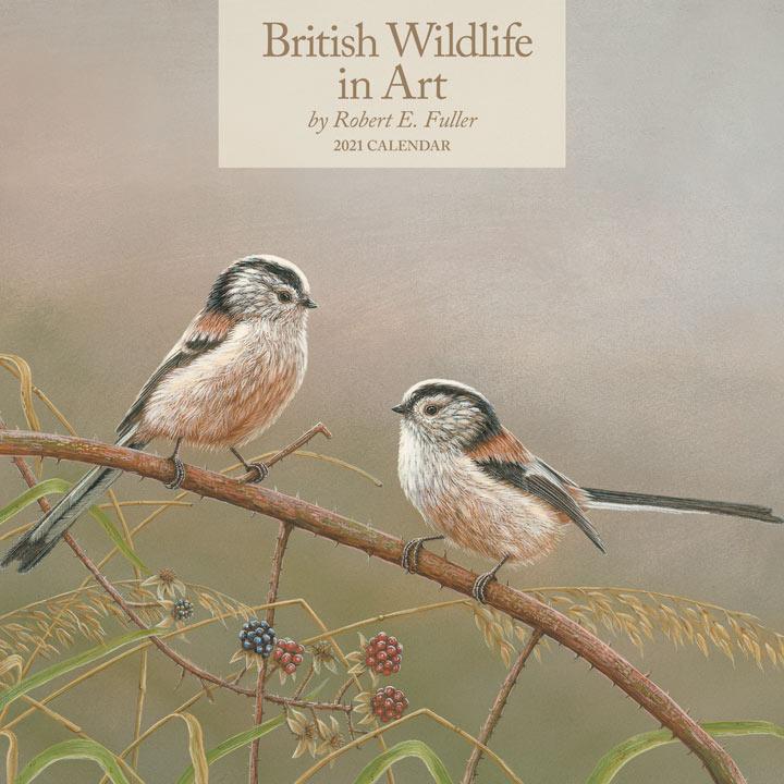 British Wildlife - Wall Calendar / Diary