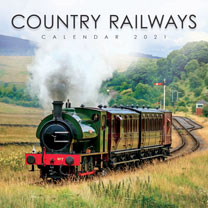 Wiro Calendar - Country Railways