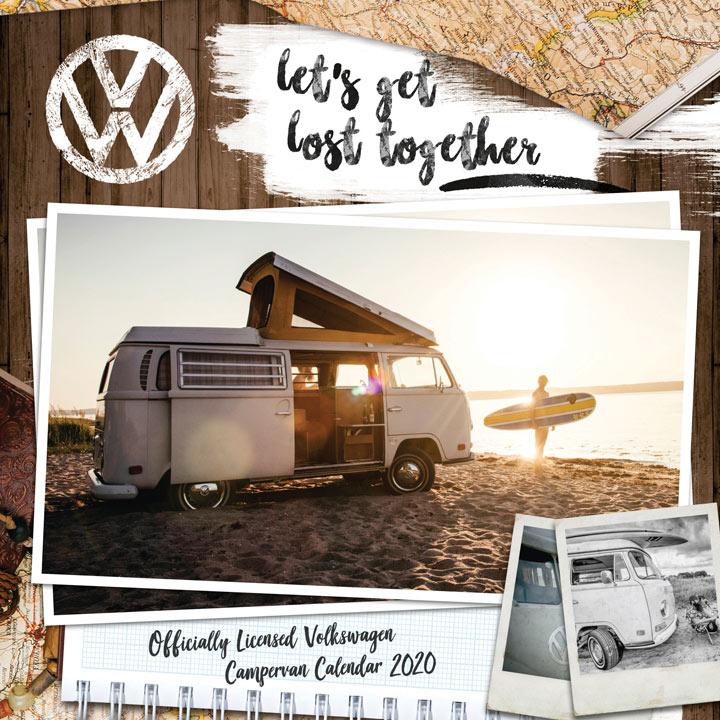 VW Wall Calendar