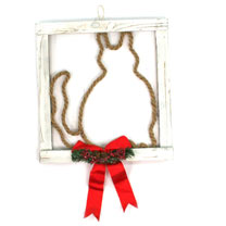 Decoration Frame - Cat
