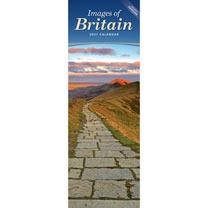 Slimline Calendar - Images of Britain