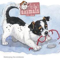 Wiro Calendar - Alison's Animals