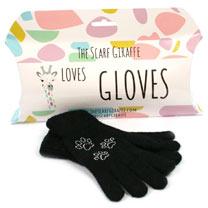 Paw Print Gloves