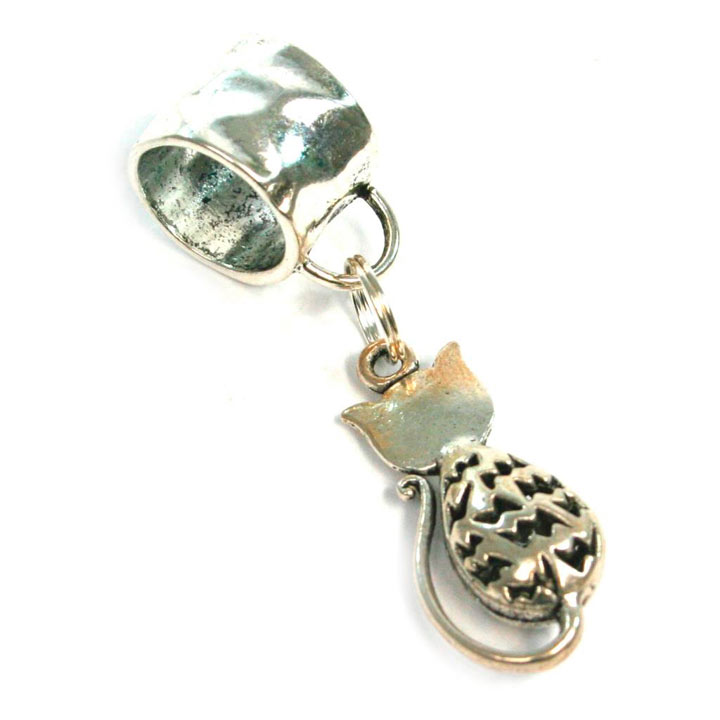 Scarf Jewellery / Cat Scarf Duo