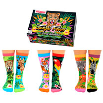 Jungle Fever Odd Socks