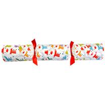 Racing Snowman Crackers