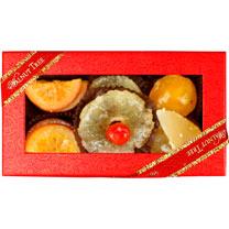 Fruit & Ginger / Glace Fruit