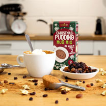 Christmas Pudding Mug Mix