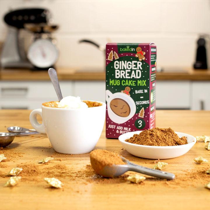 Gingerbread Mug Mix