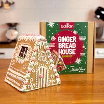 Gingerbread House Baking Kit