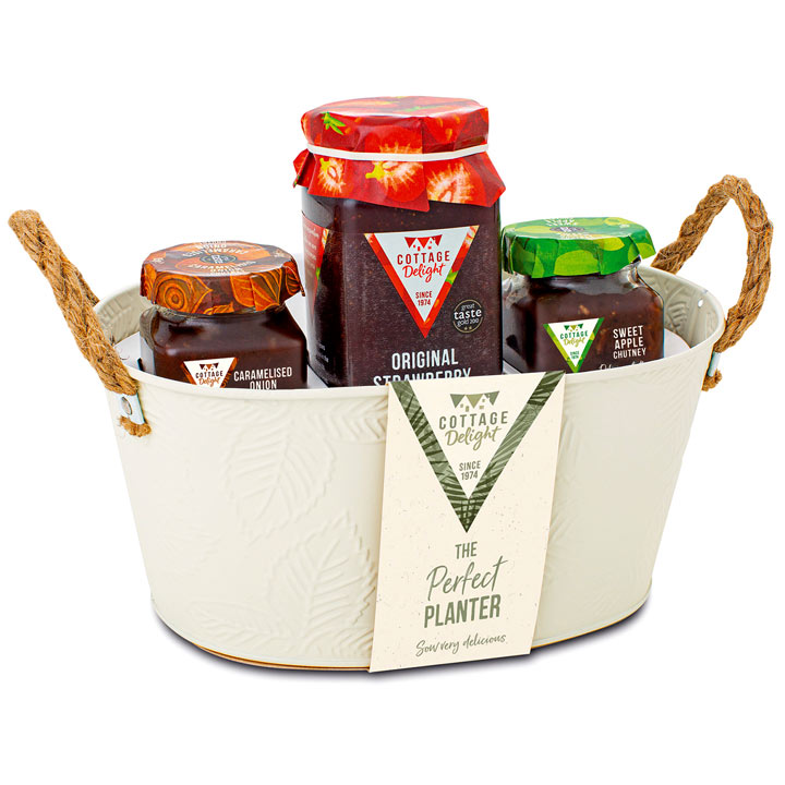 Planter Hamper