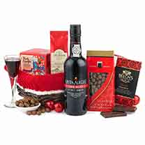 Port & Chocolate Hamper