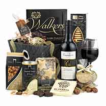 The Nutcracker Hamper - Red Wine