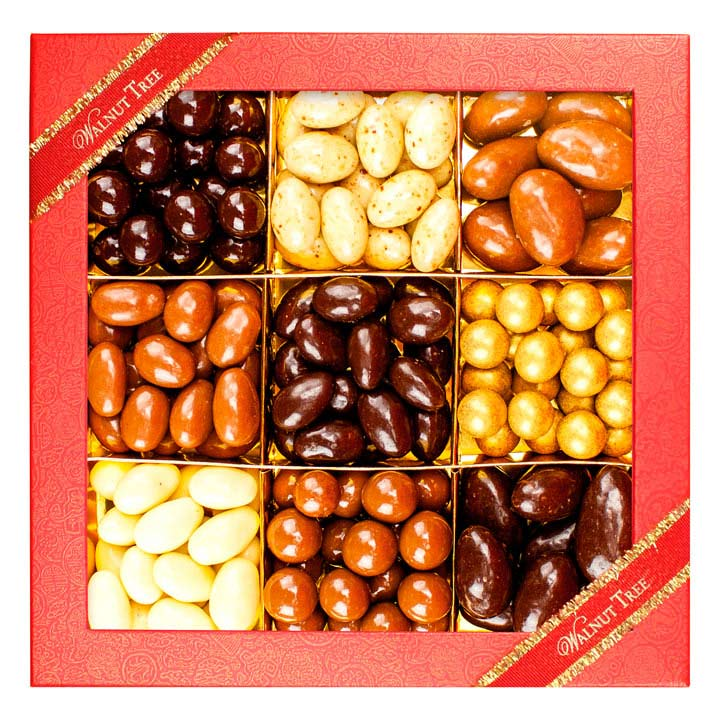 Chocolate Nuts Gift Box