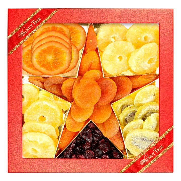Dried Fruit Star