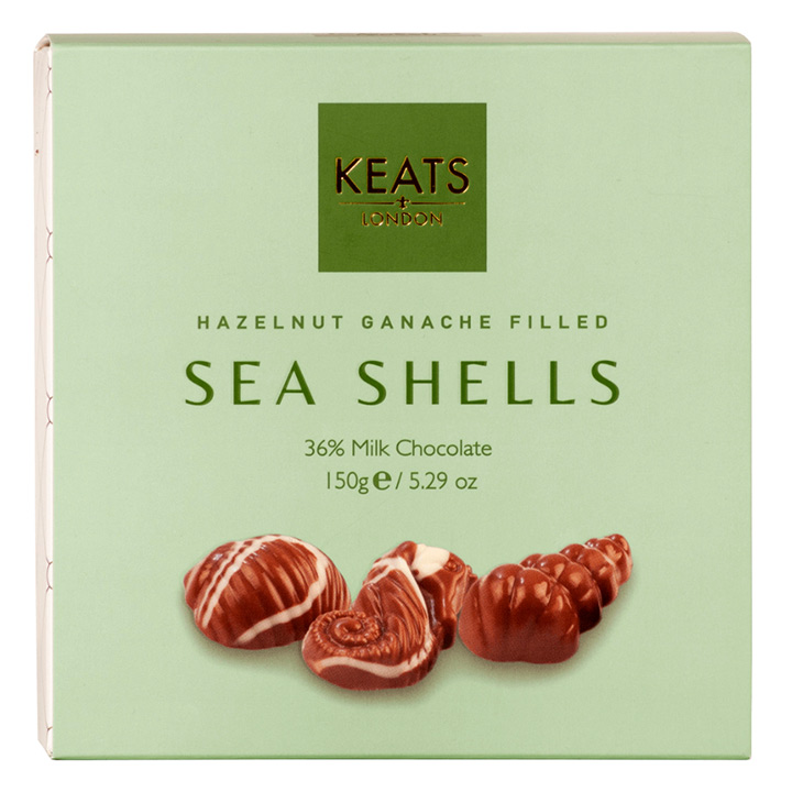 Sea Shells, Coffee Beans, Orangettes