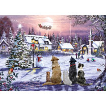 Christmas Eve Jigsaw