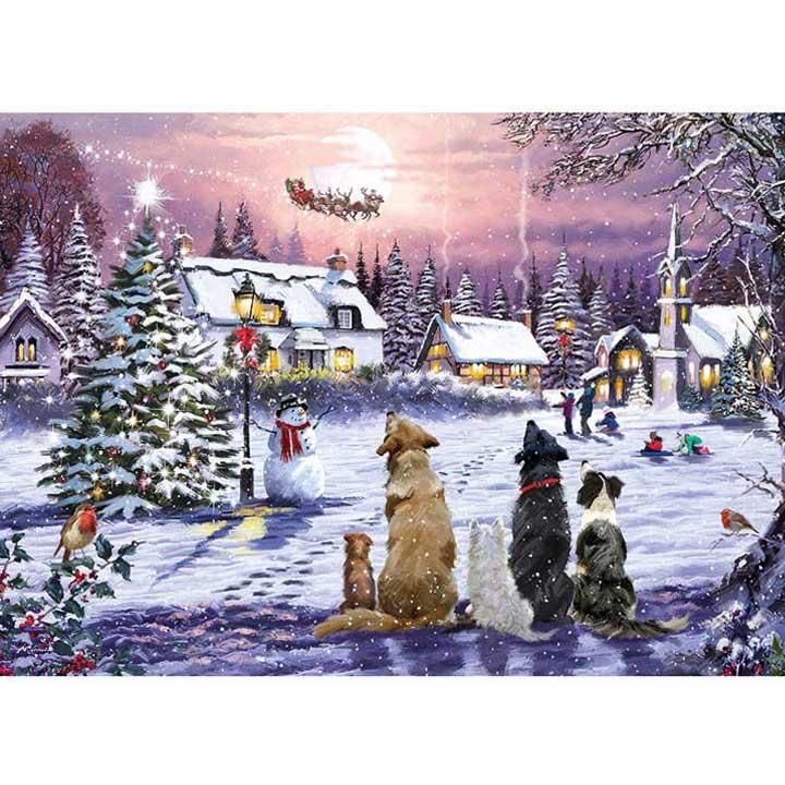 Christmas Eve Jigsaw
