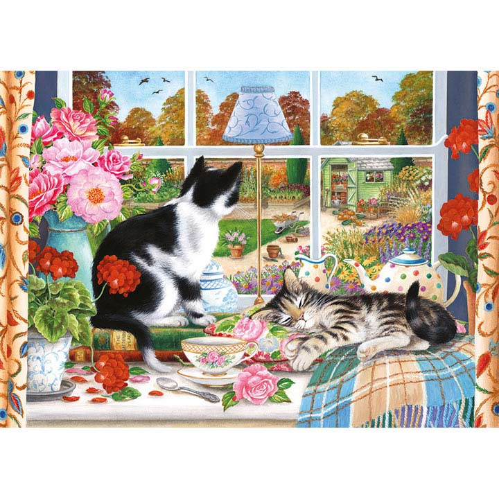Cold Outside Jigsaw