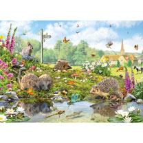Riverside Wildlife Jigsaw
