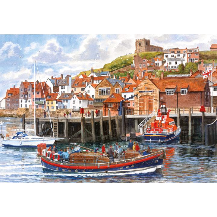Harbour Holidays Jigsaws - 4 x 500pce