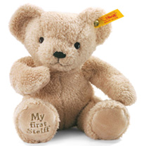Steiff My First Teddy