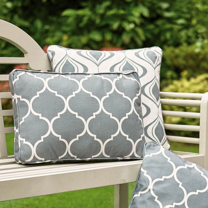 Scatter Cushion - Grey