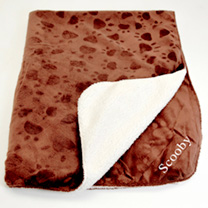Personalised Pet Throw