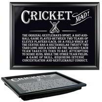 Laptray - Cricket