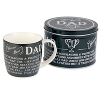 Mug in a Tin - The Ultimate Gift
